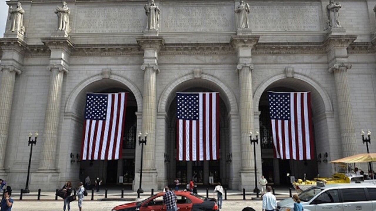 Bomb threat forced brief evacuation of DC's Union Station