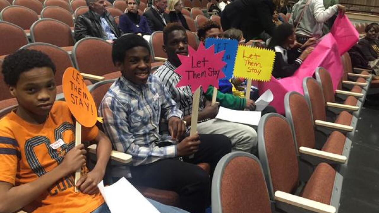 Parents, teachers blame student discipline issues, not teachers, for MLK Middlefailings