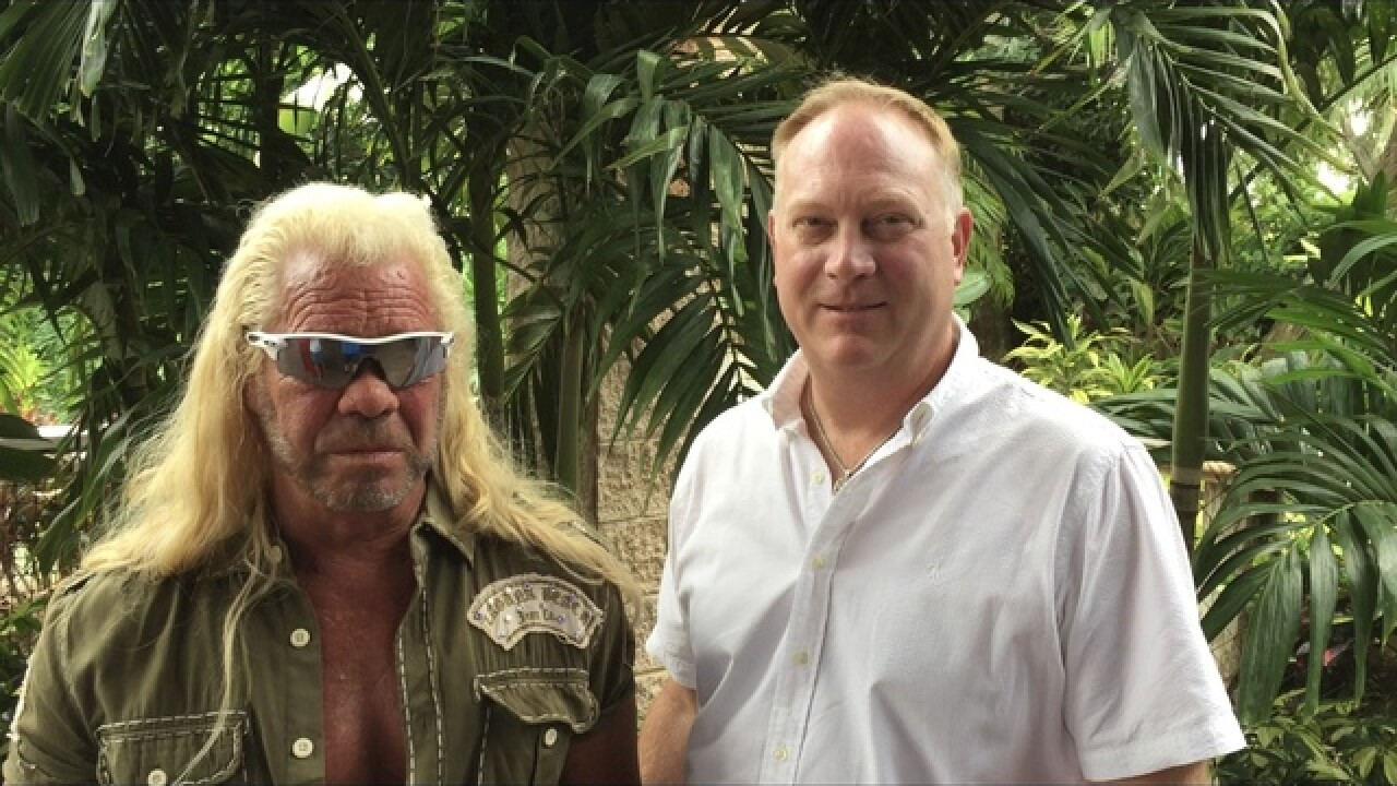 'Dog the Bounty Hunter' to visit Michigan for campaign event