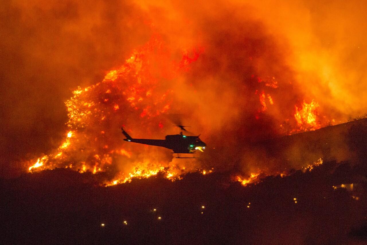 California Wildfires gender reveal el dorado fire
