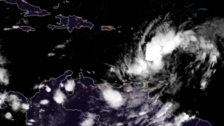 Tropical storm warning issued for Puerto Rico