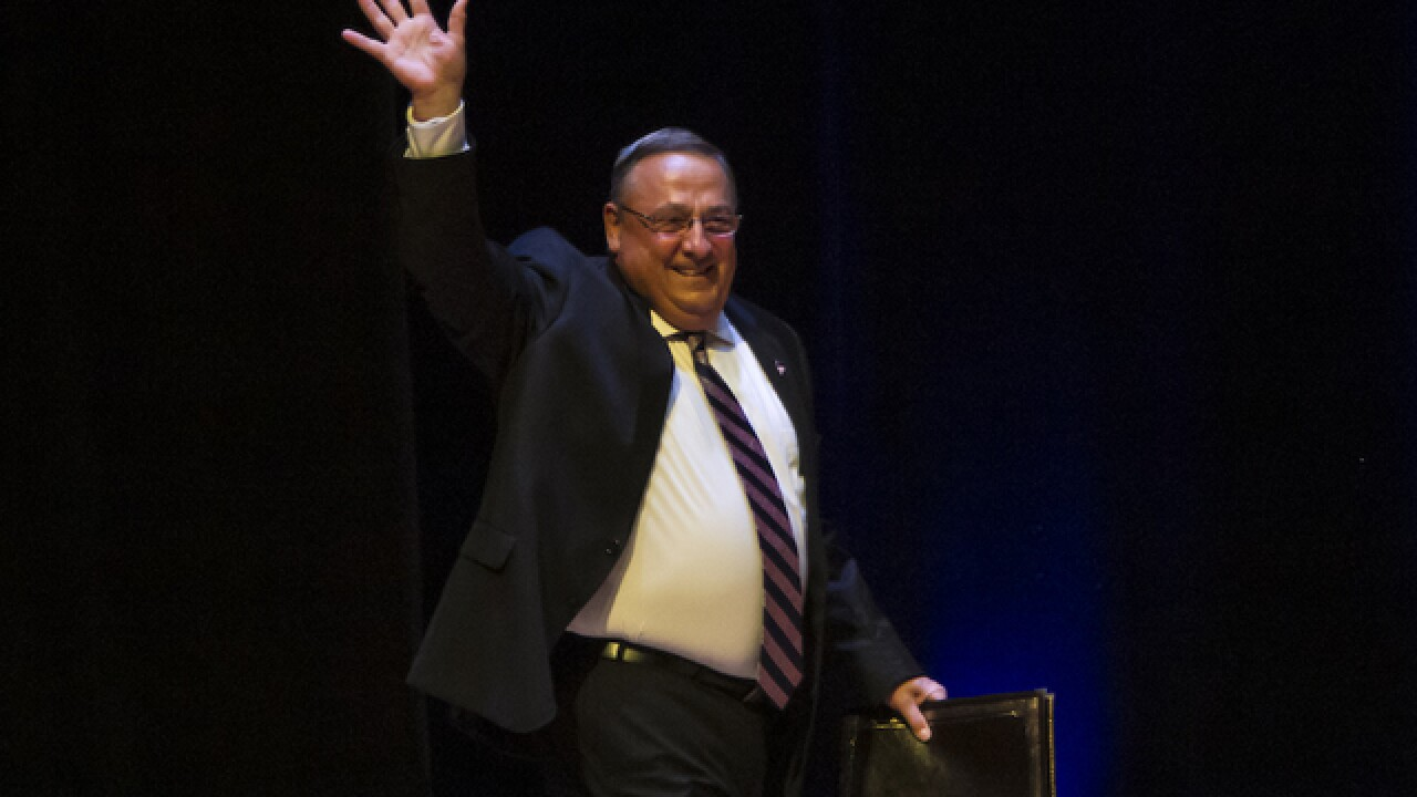 Maine governor: Losing Confederate monuments 'just like' removing 9/11 memorials
