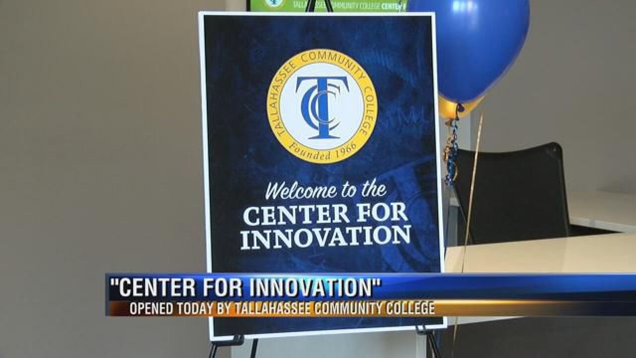 TCC Celebrates Grand Opening of Center of Innovation