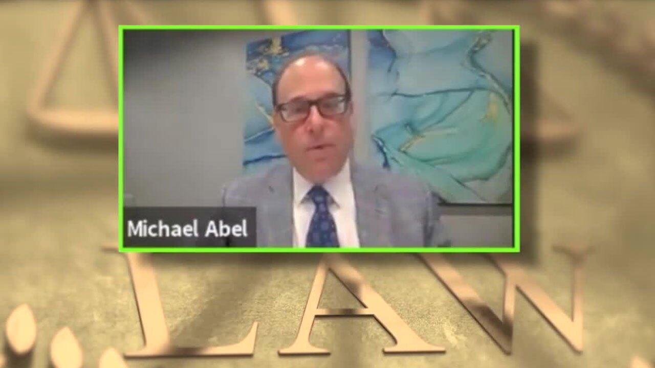Michael Abel, defendants' attorney in masks in school lawsuit