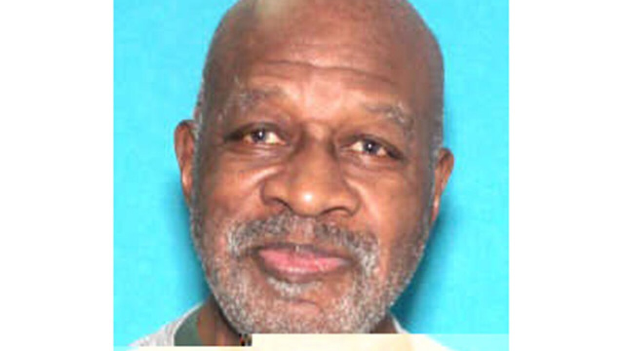 Police search for missing 81-year-old man