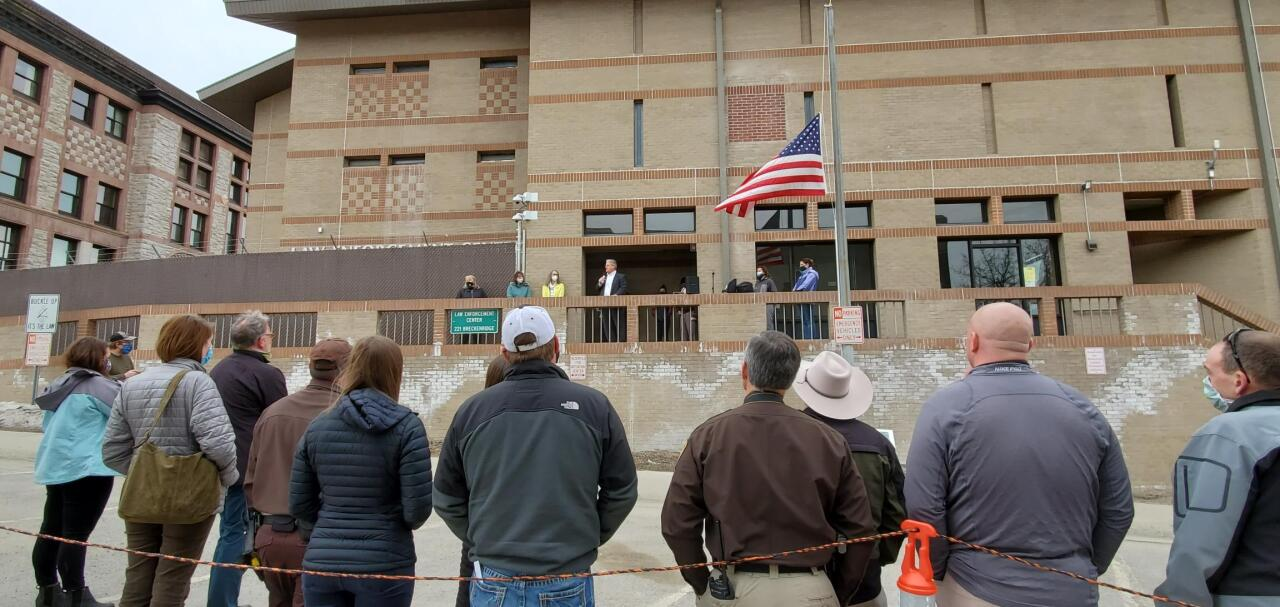 New Lewis & Clark County Detention Center now complete after years of work