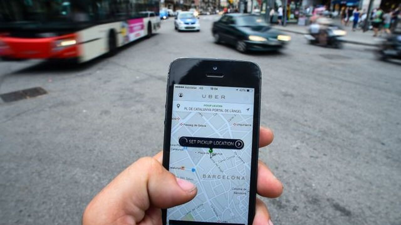 Study claims more people are hailing an Uber over an ambulance