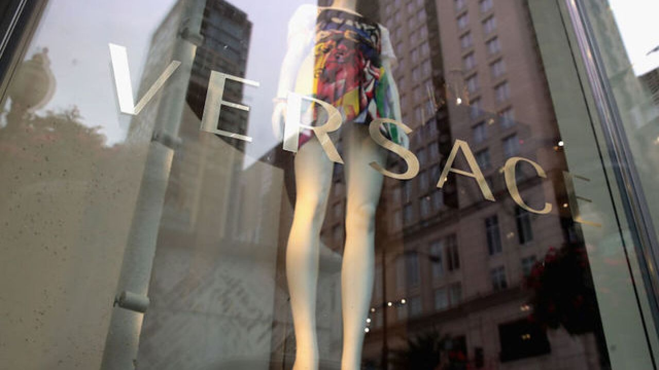 Michael Kors is buying Versace for $2 billion