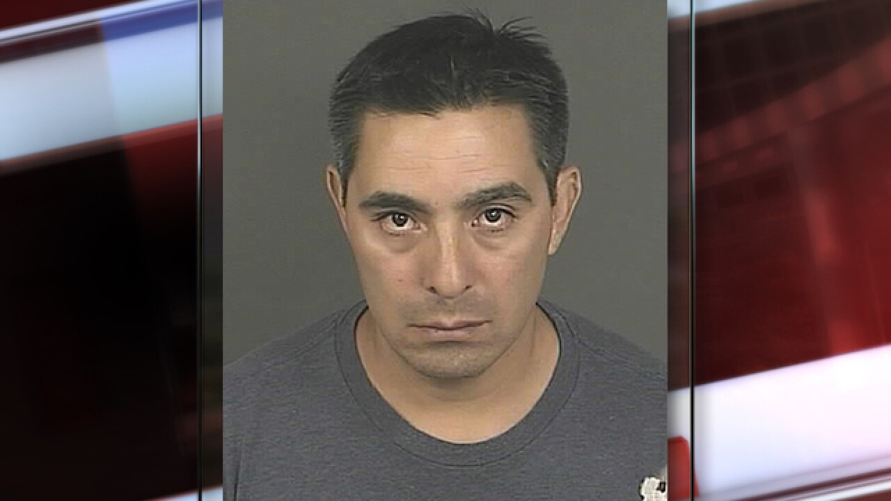 Denver Police arrest Adams County Sheriff's Deputy