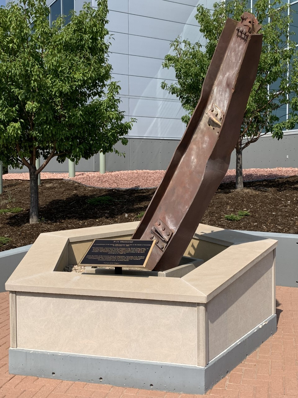 9-11 Memorial At Peterson Space Force Base