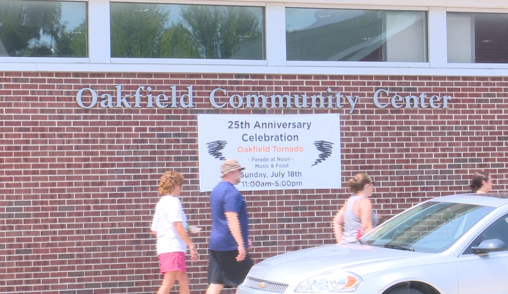 25 years later, remembering the Oakfield tornado