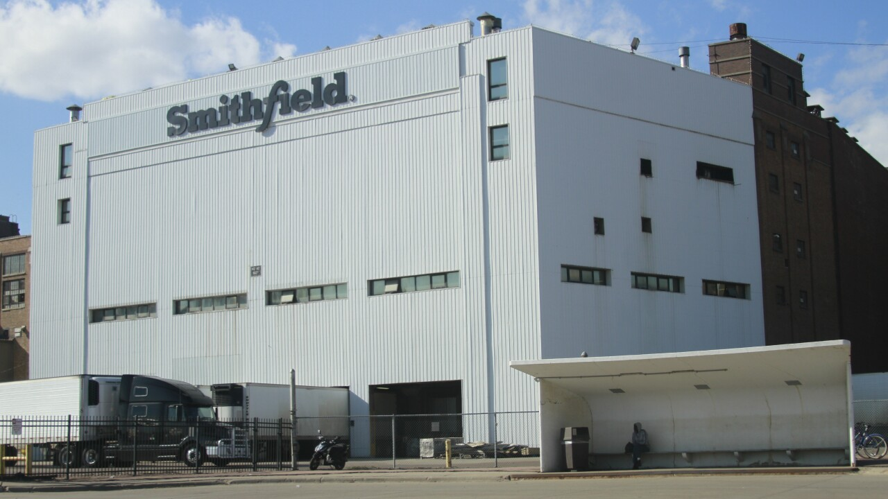 Smithfield closes one of the nation's largest pork processing plants due to coronavirus
