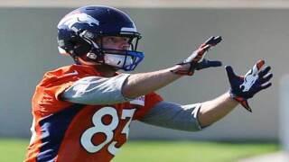 Broncos suspenden a West Welker por tener anfetaminas en la sangre