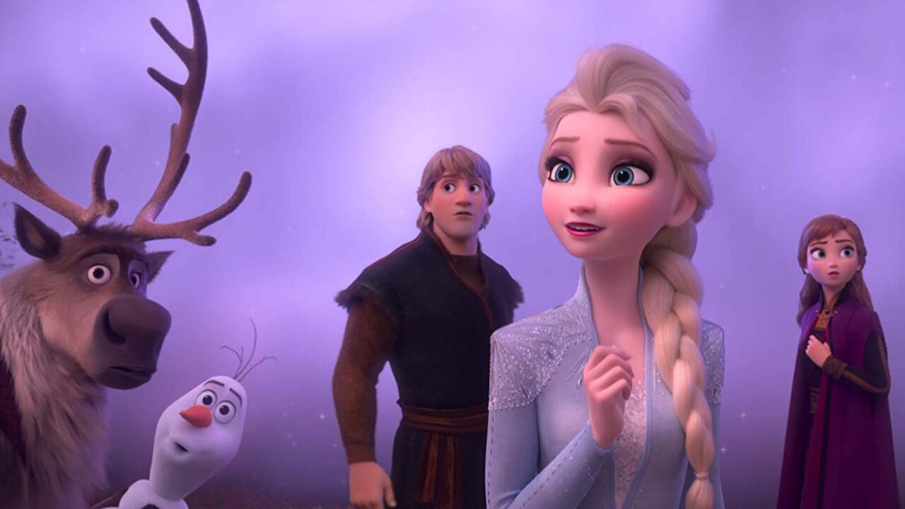 'Frozen 2' sets record for biggest global opening for an animated film