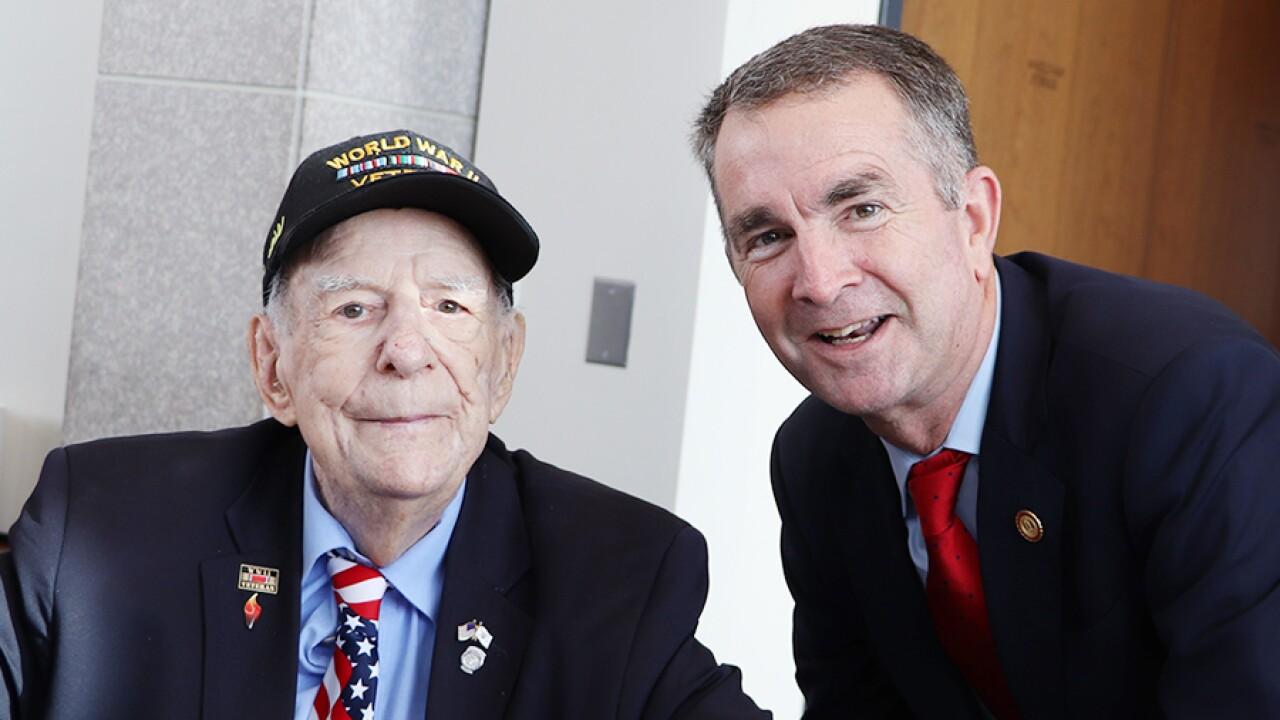 Beloved war hero featured on 'Heroes Among Us' dies at99
