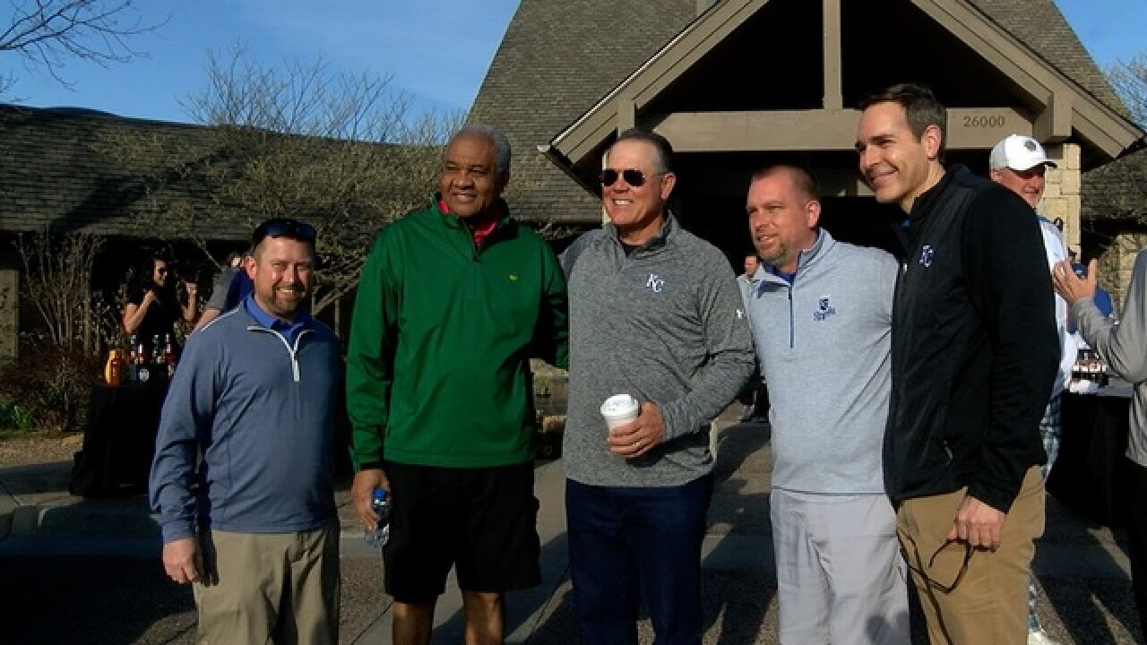 Royals Charities hosts annual celebrity golf...