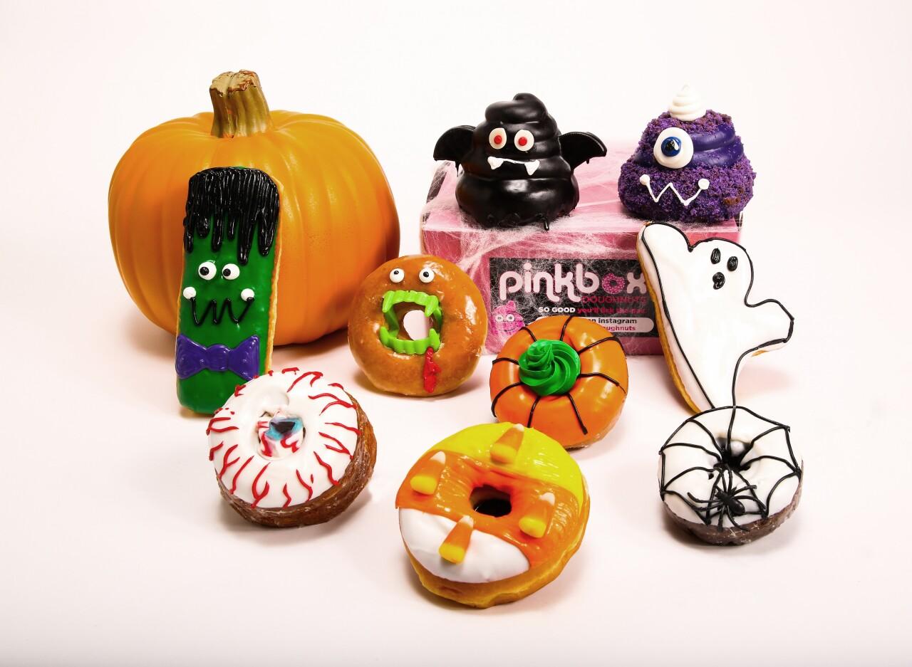 Halloween 2019 Doughnut Selections.jpg