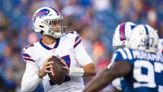 Josh Allen has up and down debut as Bills top Colts