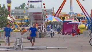 Kansas State Fair to evaluate gun rules for concert security