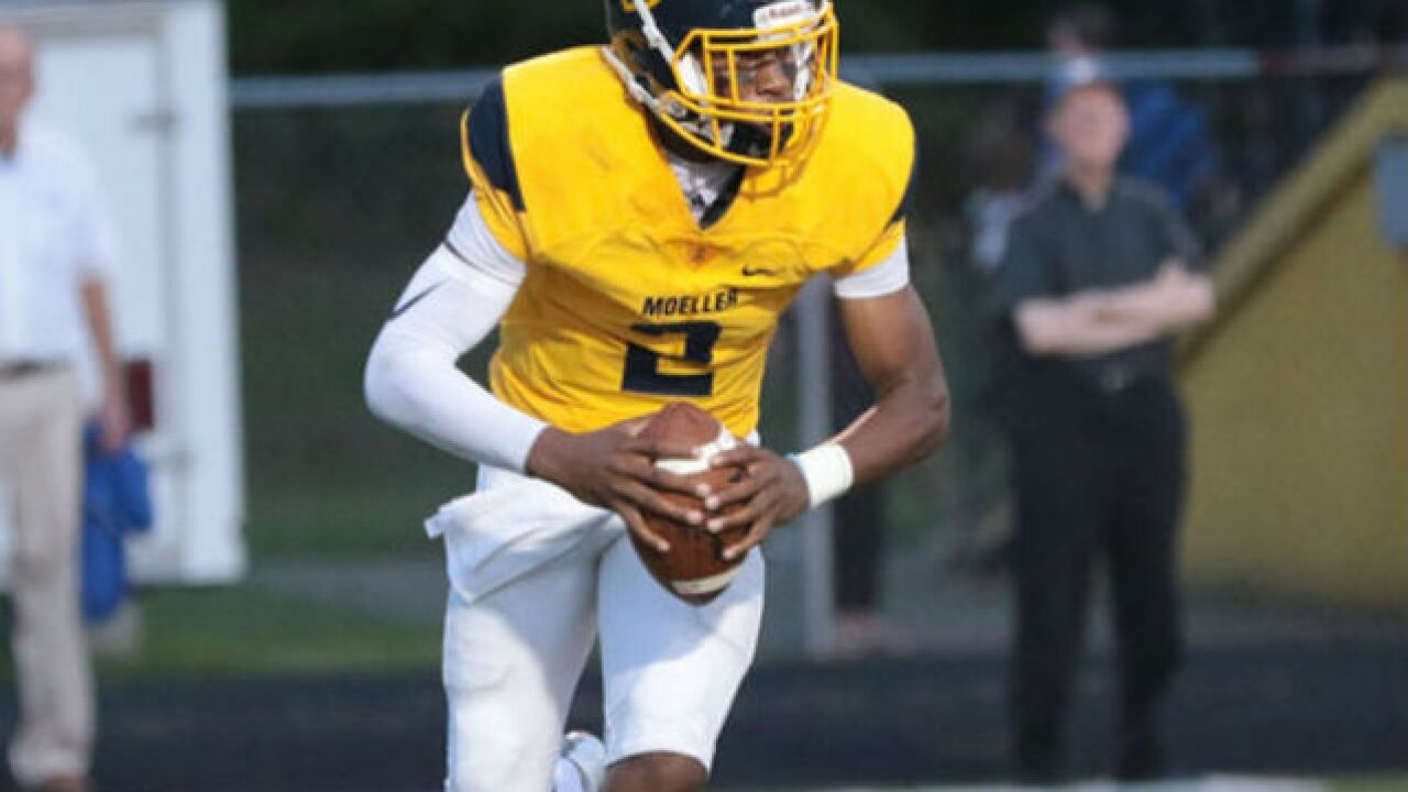 Moeller's Miles McBride will not play football during his senior year