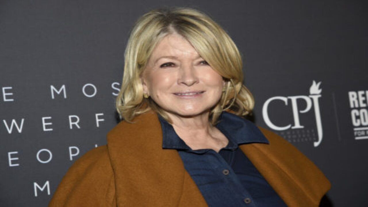 A New Martha Stewart Show Is Coming To HGTV