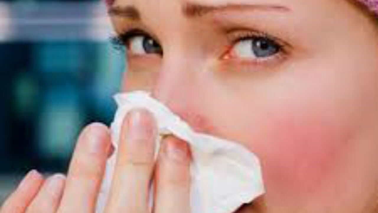 Hospitals limiting visitors to prevent flu
