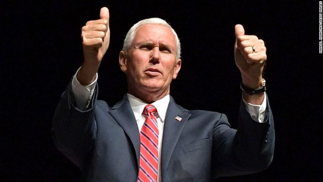 Vice President Pence cancels Virginiavisit