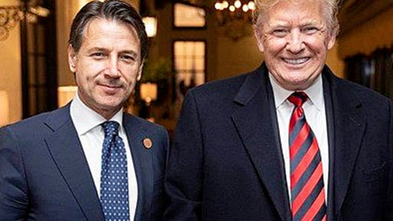 Giuseppe Conte: President Trump's most useful friend in Europe