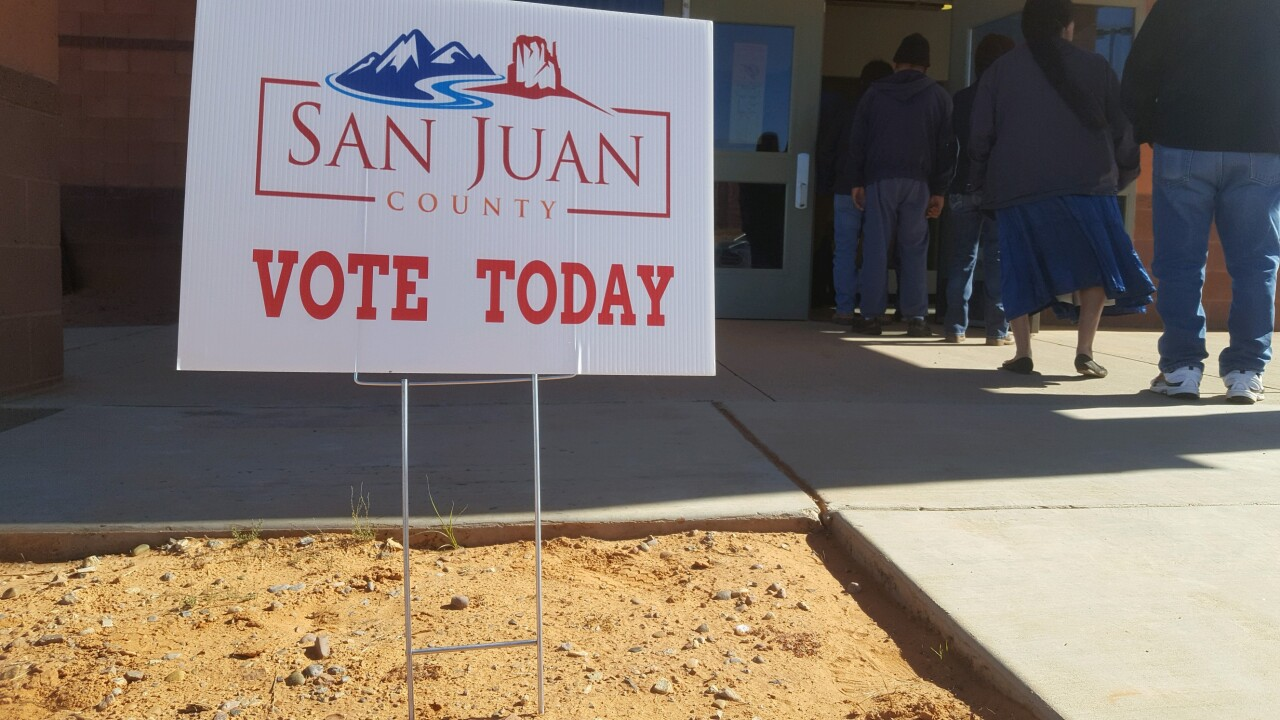 San Juan County voters reject change of government proposal