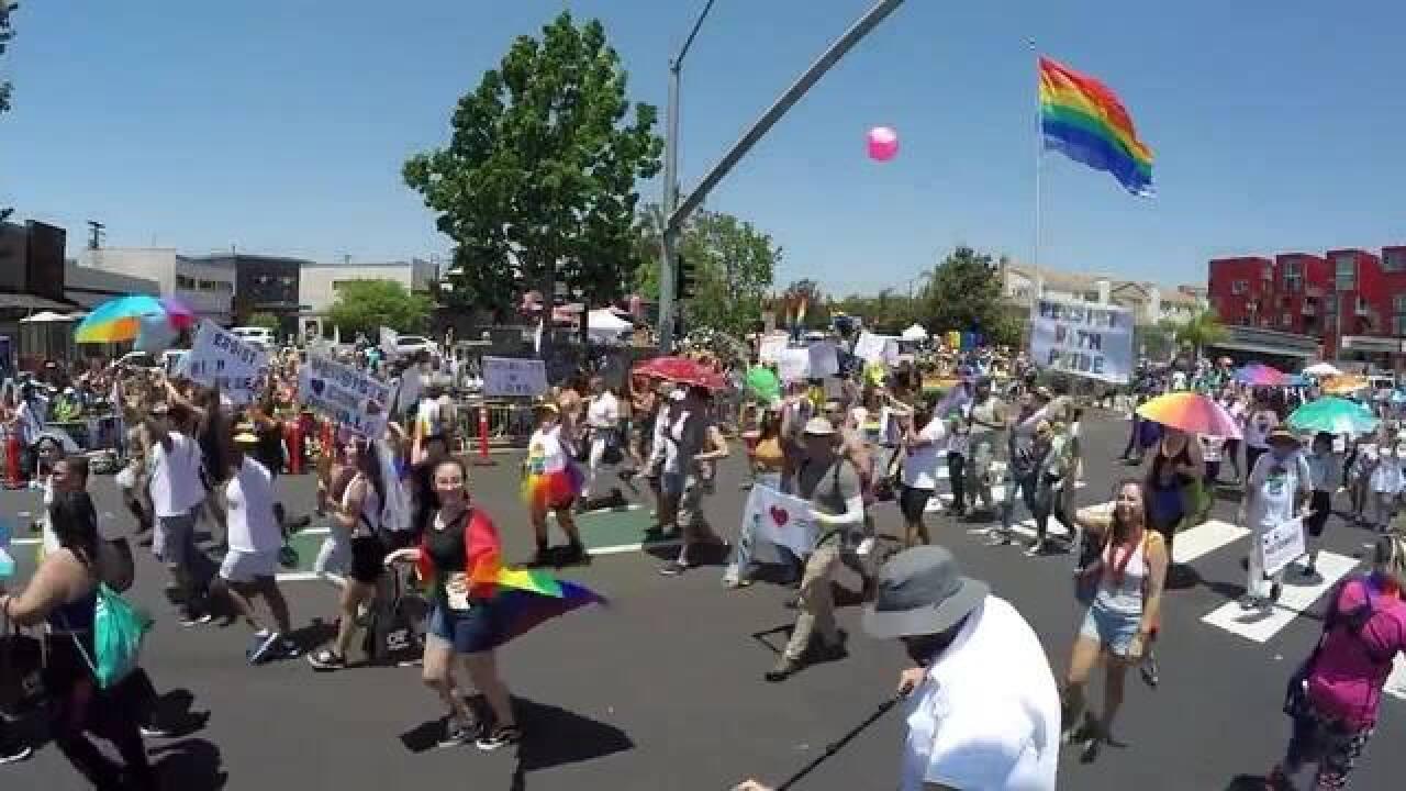 WATCH LIVE: San Diego Pride