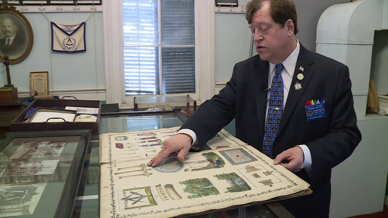 Historic Richmond Masonic lodge opens it doors, addresses some of itsmysteries