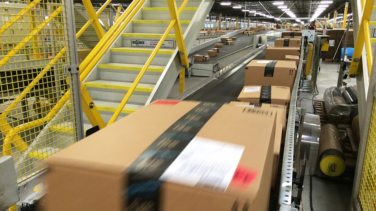 Amazon says it will create 100,000 jobs across the U.S.