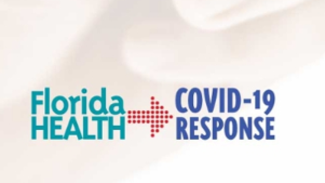 Florida Department of Health COVID-19 response