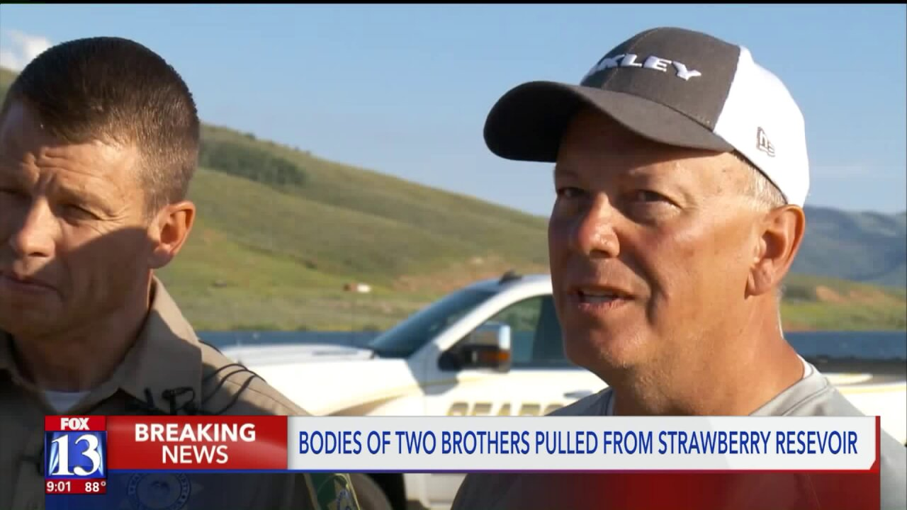 'I knew that one wasn't going to leave the other': Brother reacts after missing boaters' bodies recovered
