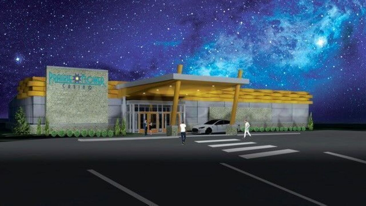 Ponca tribe announces name of new Iowa casino