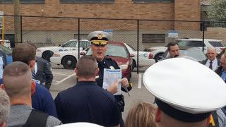 Asst. Chief Paul Neudigate