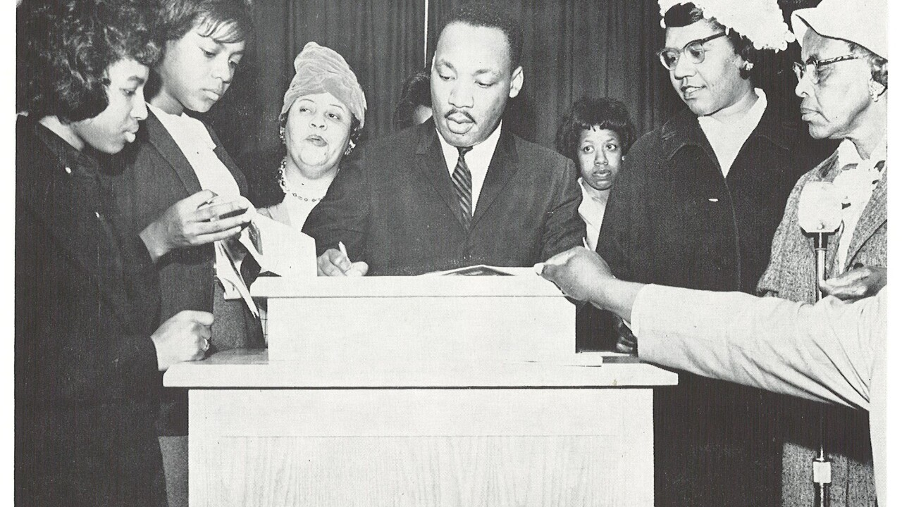 Programs and Events to Honor Dr. Martin Luther King, Jr.