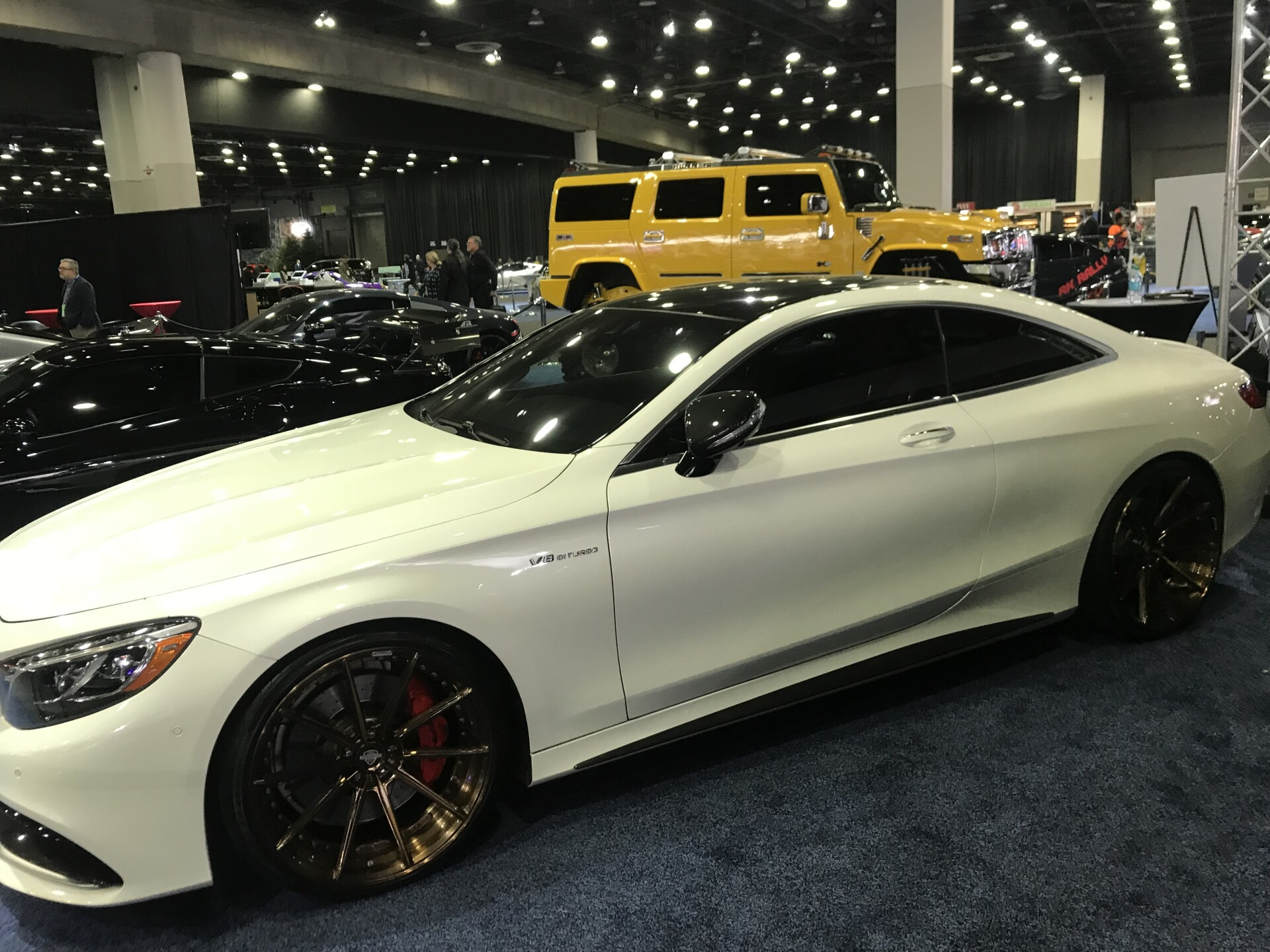 Luxury 2019 Vehicles: Photo Gallery: Luxury Vehicles At The 2019 North American