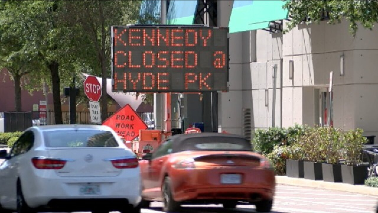 Tampa traffic troubles about to get even worse