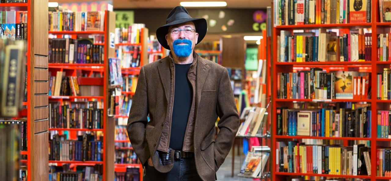 Bob Oldfather owner of Bookmans