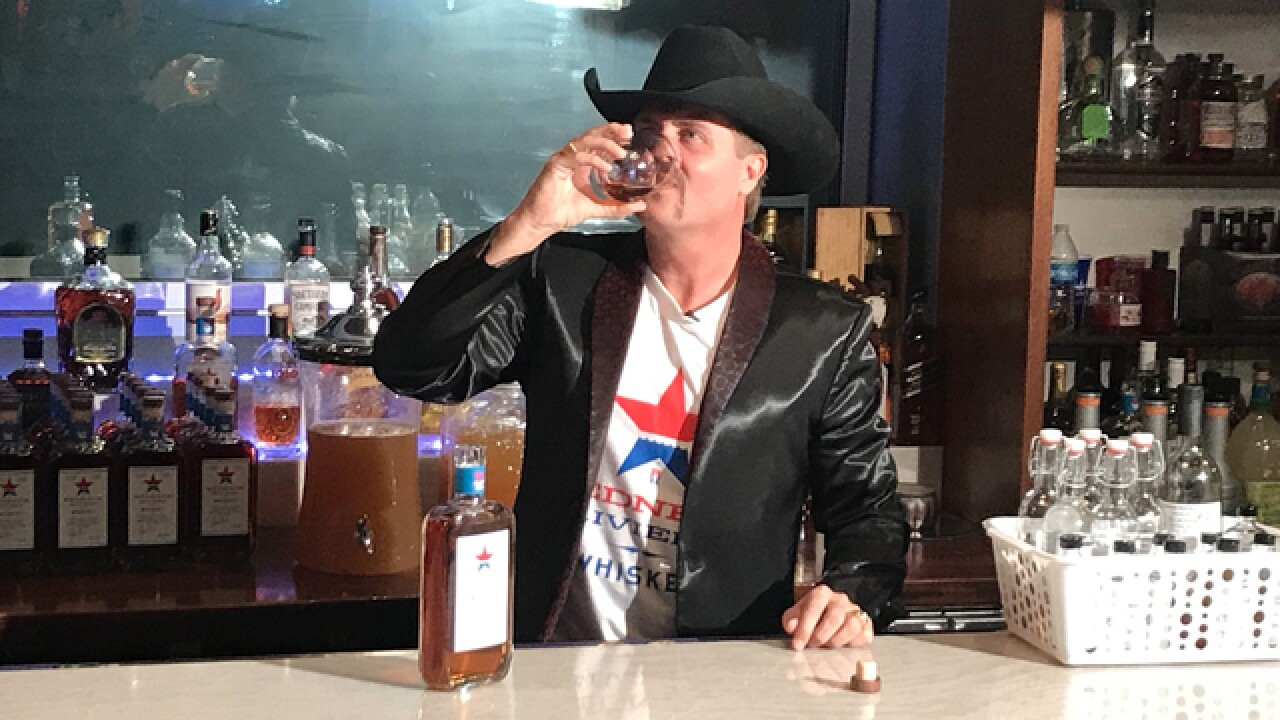 John Rich Introduces His New Whiskey