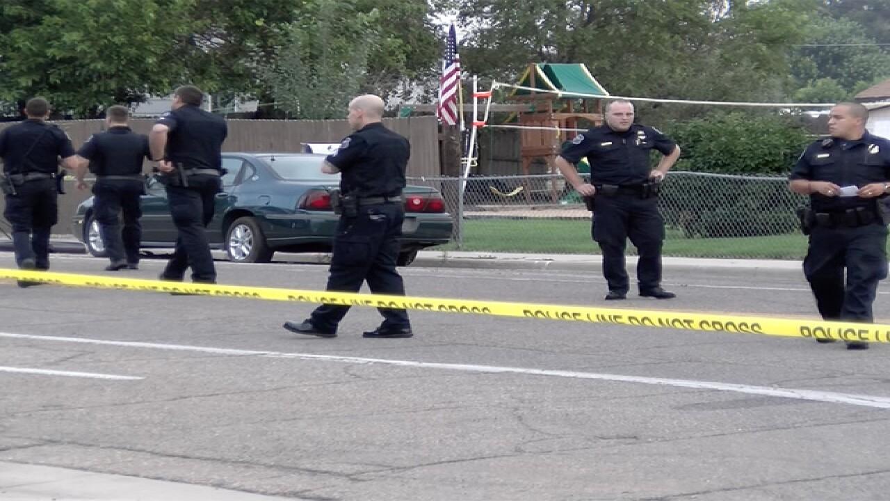 1 dead in Greely shooting; PD seeks witnesses