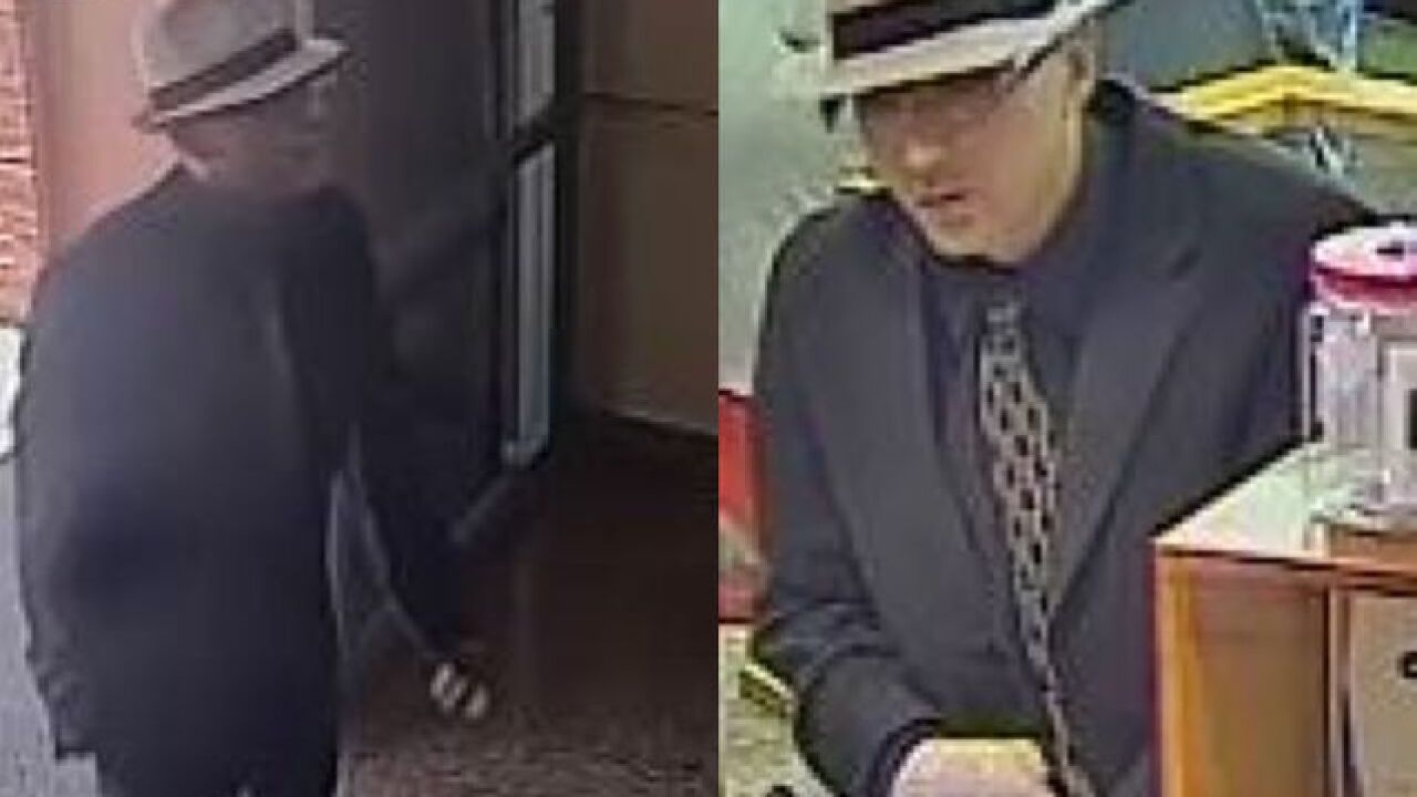 PD, FBI investigating robbery at Glendale bank