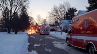 Four people, one pet found dead in Oconto house fire