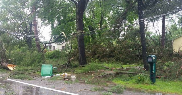 GALLERY: Damage across WNY from storms