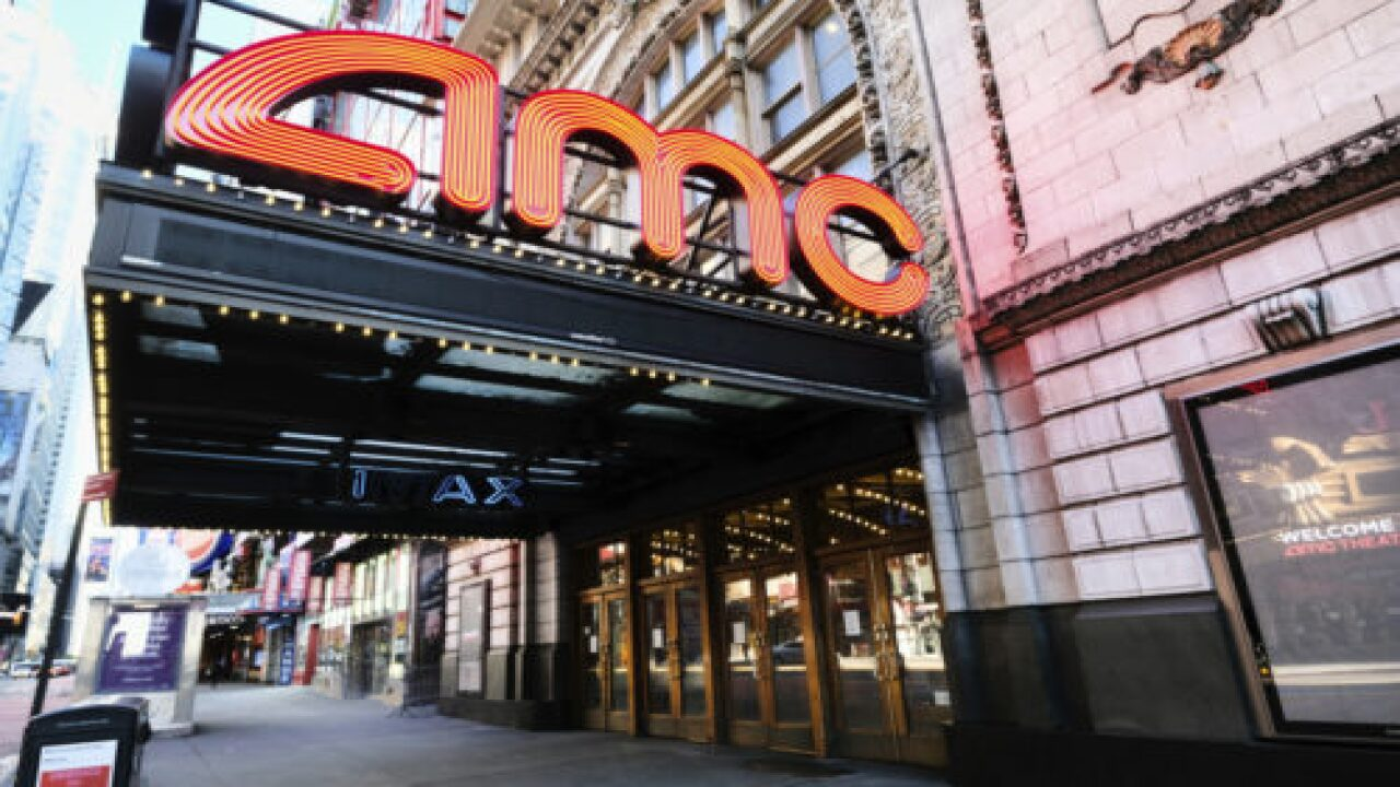 Movie Tickets Will Cost Just 15 Cents On AMC Theatres' Opening Day