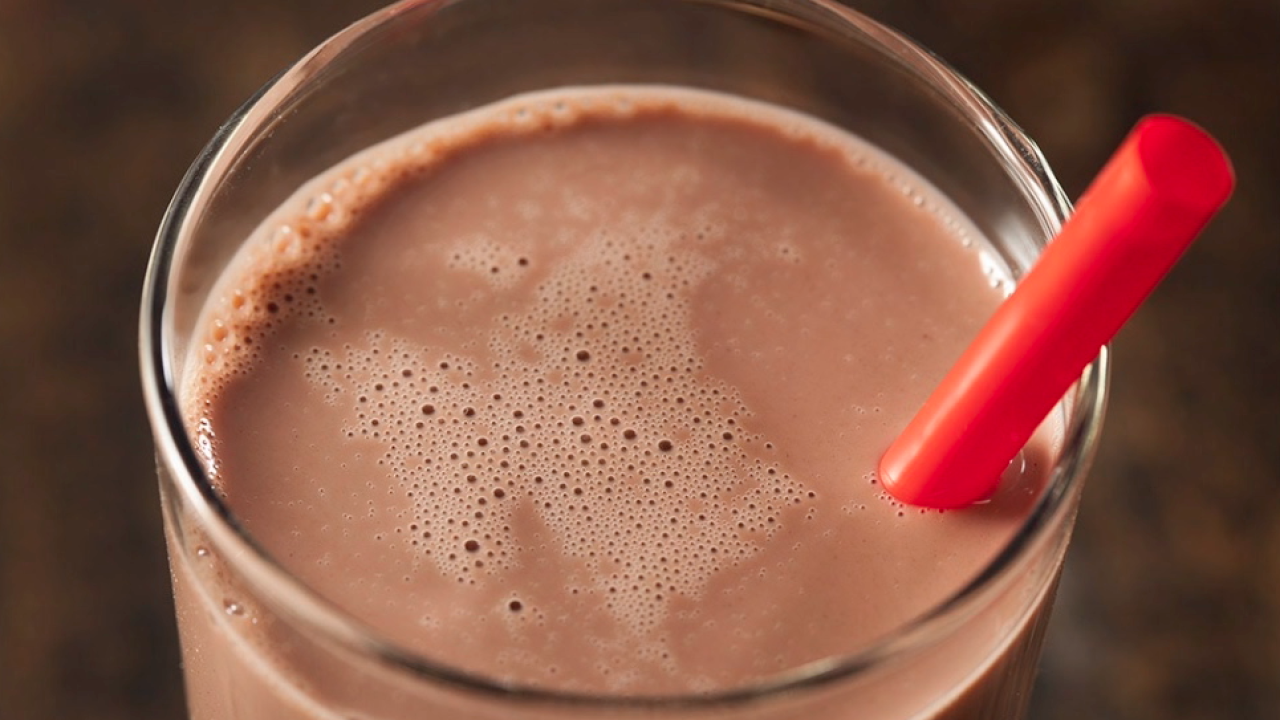 chocolate milk generic