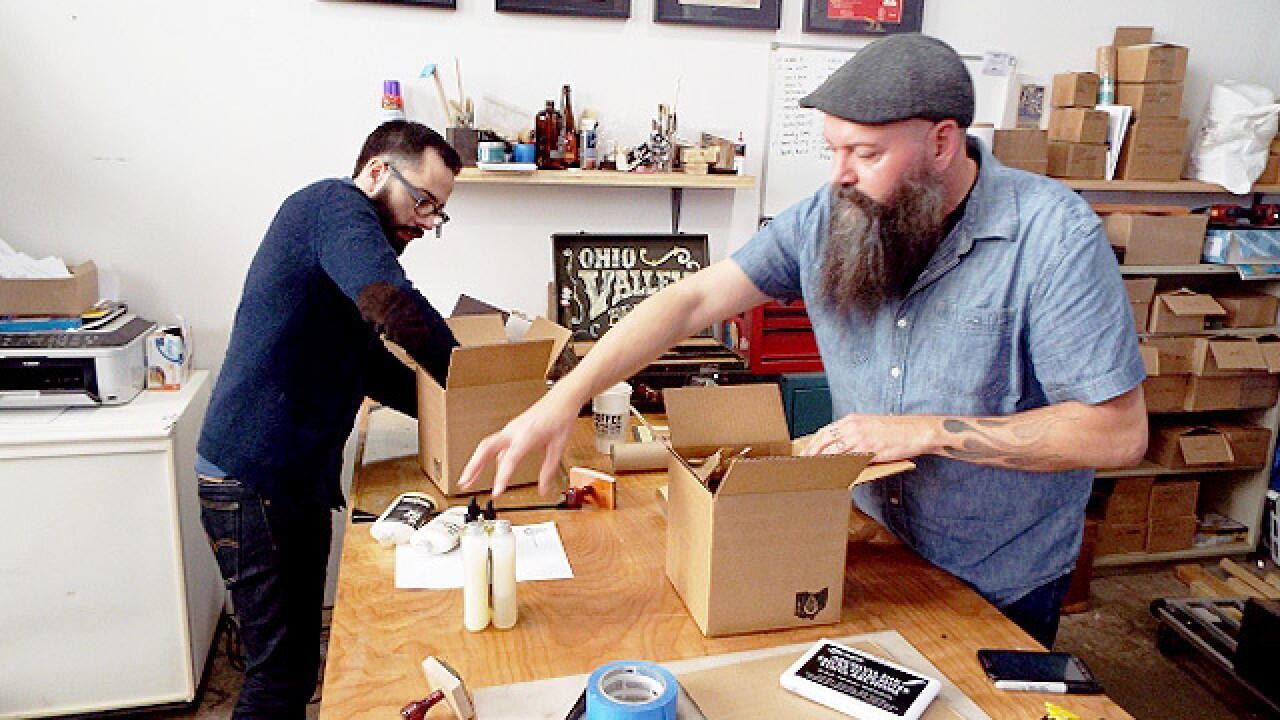 Ohio Valley Beard Supply concocts growth elixir