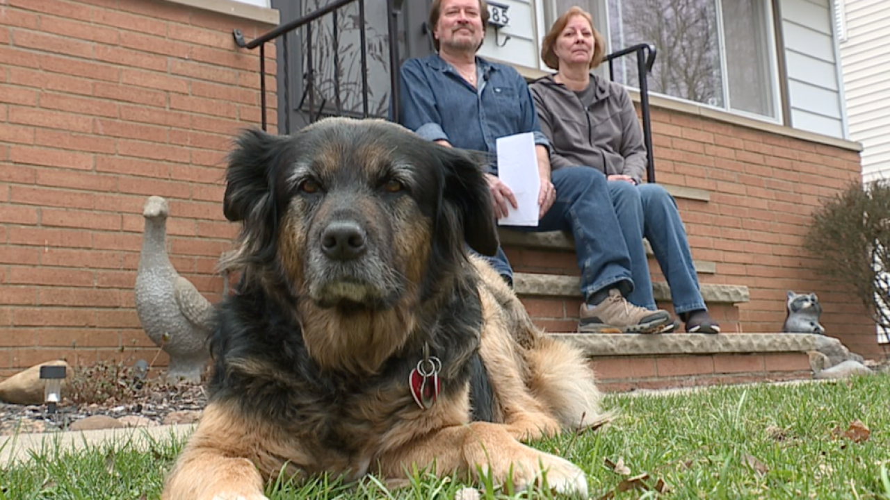 Parma Heights couple lives with an insurance coverage nightmare