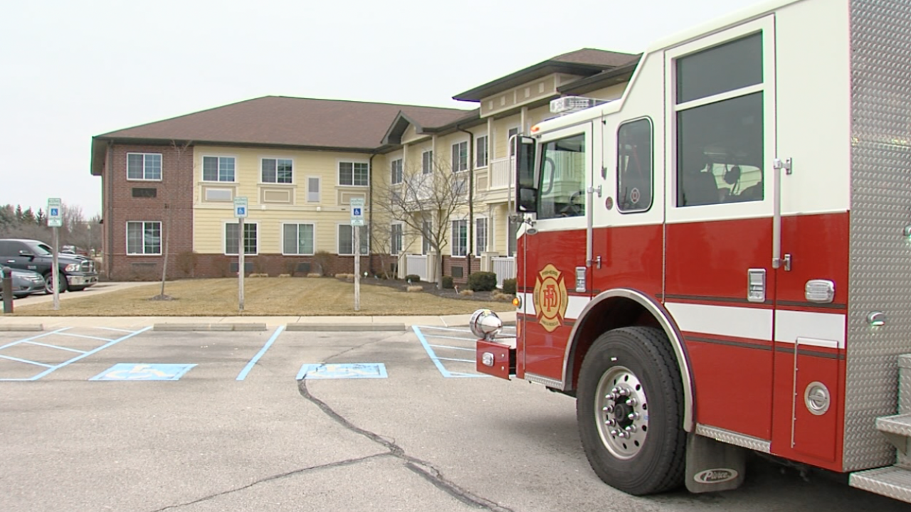 Fishers Fire Dept. vaccination